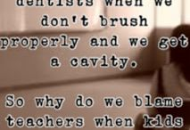 Quotes, teaching
