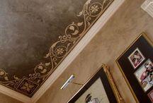 плинтус,потолок