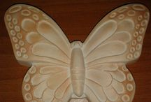 Creazioni in polvere di porcellana