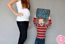 Zwangerschap fotografie