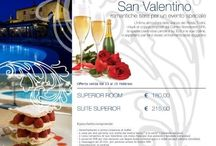 St Valentine's Weekend / Dreaming about a remarkable St. Valentine's weekend? Relais Todini 'll make it come true...
