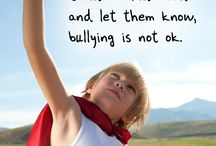 Bullying / Information about bullying.