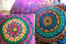 almohadones croch