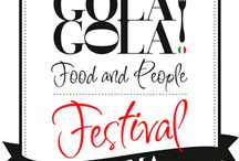 Gola Gola ! Food and People Festival 10-11-12 giugno Parma @GolaGolaFest