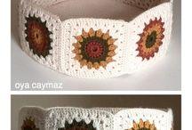 motiflerden kutu yapımı