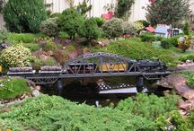 Water featuresBuilding garden railway