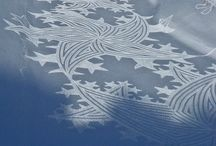 Places: Snow Art / Snow art by Simon Beck - See more at https://www.facebook.com/snowart8848