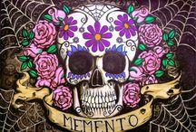 Love skulls / by hippy sherri polk