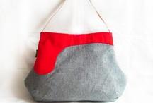 Kaeken bags / handmade bags by Kaeken, Singaporean artist.