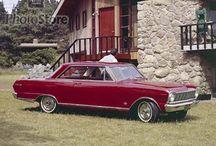 65 Chevy Nova