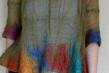 Nuno silk clothing