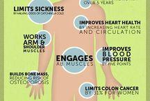Walking benefits !!!