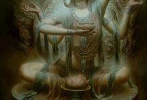 ⇢ Indian Gods