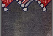Textile Designs 1900s
