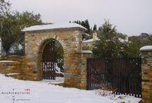 Doorways / visit us at: www.philippitzis.gr