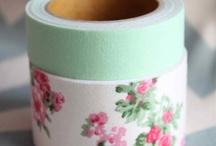 DIY Washi Tape / by Lady Loki