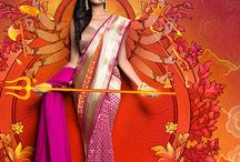 Puja Saree Collection / This Durga Puja shop the best quality sarees @ best price!