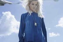 Electric Blue...