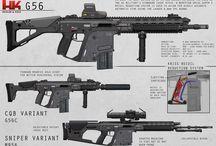 Firearms / Pew