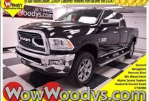 New Cars Will Make You Say WOW!!! / Cars on @ Woody's Automotive Group you will say WOW!