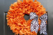 Wreath inspirations / wreath collection