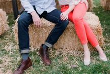 Engagement Session Inspiration-For the Gents / by Brooke Mathias Tucker