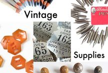 Vintage Supplies