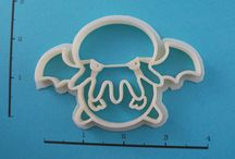 Cookie cutters / by Teresa Stacka