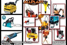 All Plant Tool Hire / We offer high quality equipment, prices to suit your budget and quick deliveries to meet your deadlines.
