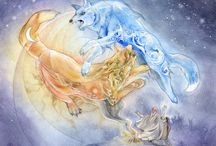 Wolves / by Debbi Montgomery