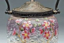English glass - Victorian