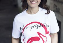 #LovyFighters / Trussardi and Doppia Difesa Onlus, the non-profit foundation established by Michelle Hunziker and Giulia Bongiorno to fight violence against women, have joined forces for the #LovyFighters project. Proceeds collected during the #LovyFighters awareness campaign will be donated to the Doppia Difesa Onlus foundation and used to provide legal counseling and assistance to women who are victims of violence.