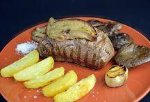 Recetas para segundo plato / Aquí podrás encontrar recetas variadas de las populares para segundos platos.