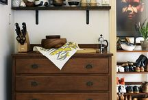 Mary's dresser