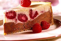 Sweet treats / Sweet baked goods