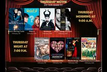 FEBRUARY THURSDAY MOVIE / CINEMA