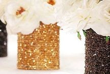 Weddings - Gold nad white