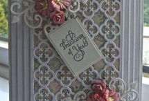 - CARDS ONLY -VINTAGE/SHABBY CHIC STYLE  - MY FAVS