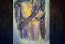 Angela kincaid art work / some of my recent art work