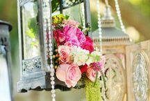 Modern wedding showcase ideas