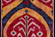 Patterns, paintings & idees
