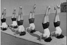 Vintage fitness & yoga