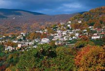 Autumn & winter on The Greek Mountain / Further tales of The Greek Mountain
