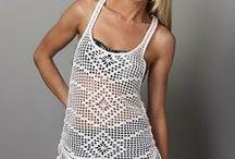 crochet camisetas
