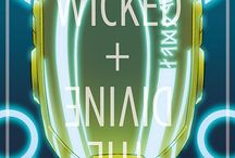 Book - The Wicked and the Divine