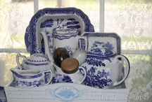 Blue and White / by Tessa Hastings