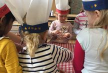 Fun French October Day Camp
