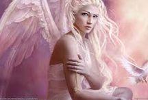 Angel ● Light ● Female