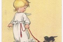 Glansbildet fra 1950 tallet