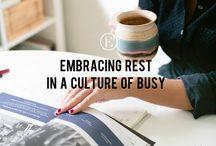 Minimalisme / On how to embrace a minimalist lifestyle